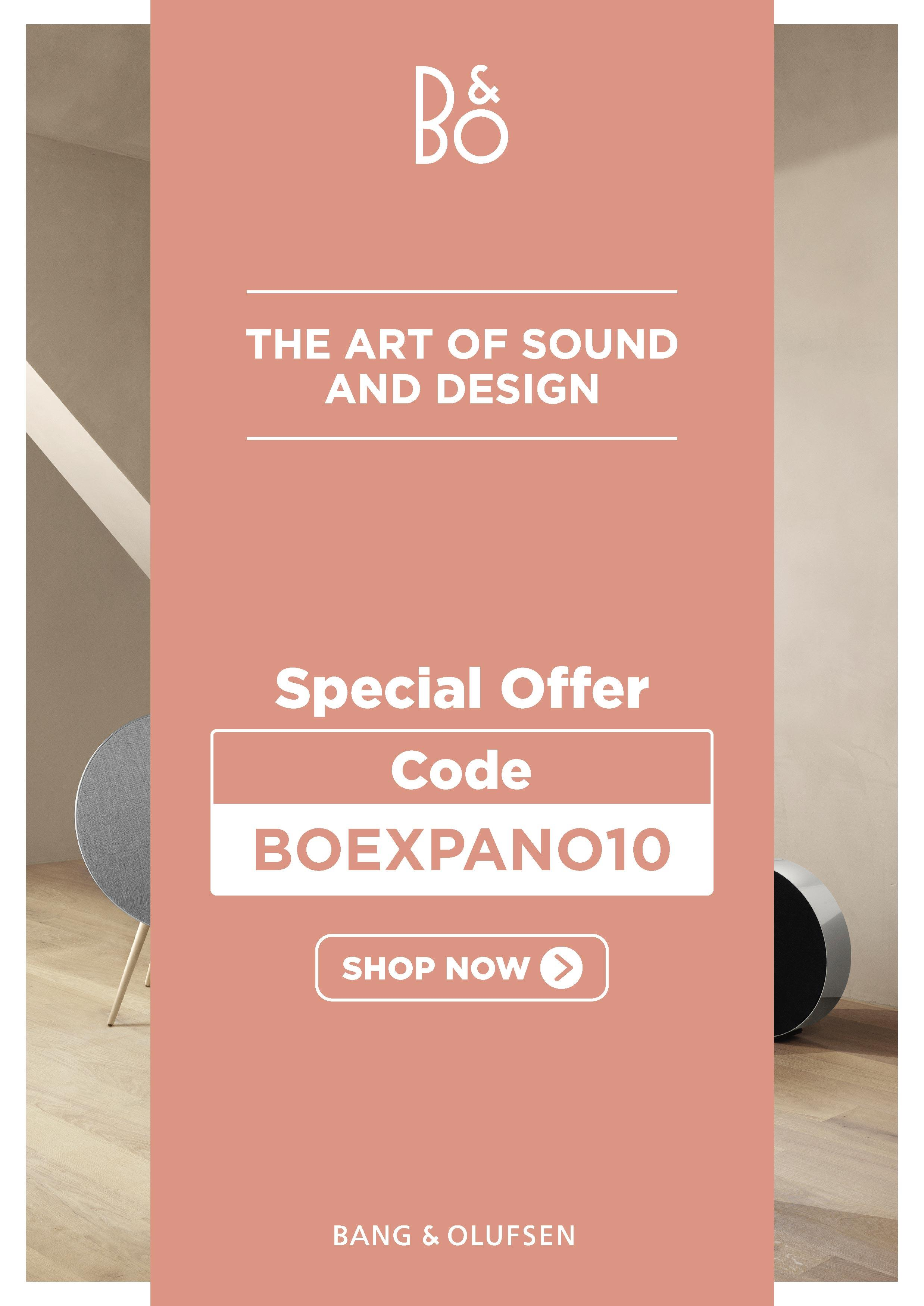 THE ART OF SOUND AND DESIGN